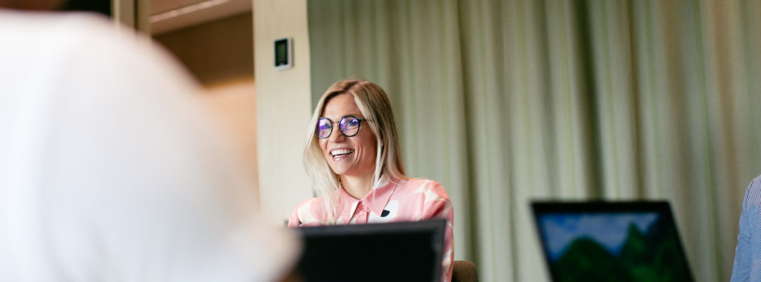 HR-asiantuntija Tiia Helenius