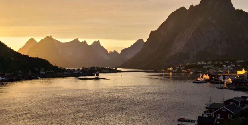 Rejo Grönforsin pyörämatka: Lofootit