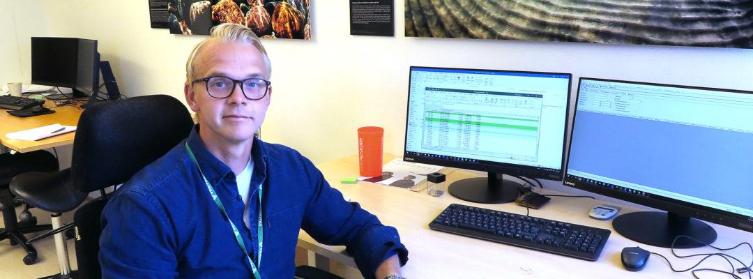 Back Office -asiantuntija Paavo Koivisto