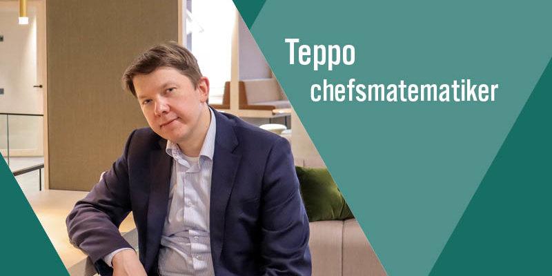 """""""Teppo."""""""