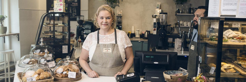 Mia Nikander-Ore, Cafetoria