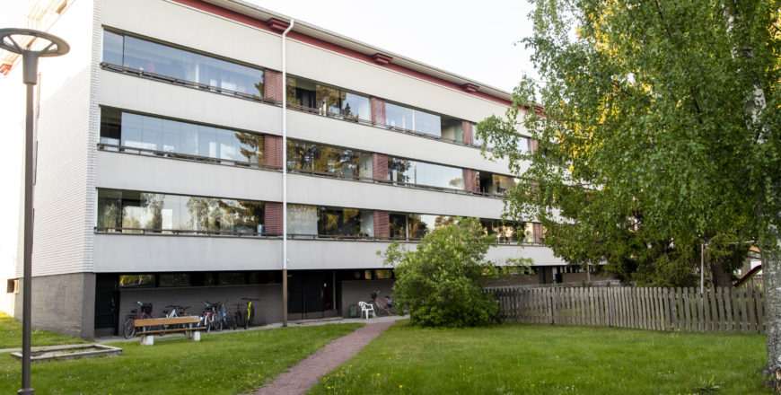 Bostads Ab Sandåsvägen 3