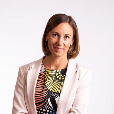 Jessica Ålgars, viestintäpäällikkö