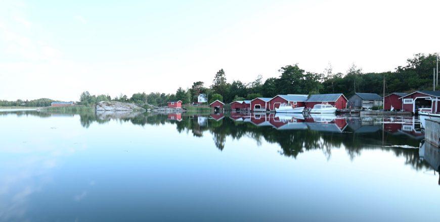 The nature of the Finish archipelago.
